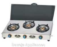 Triple Burner Gas Stoves