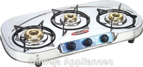 Three Burner Cooking Burner Stoves