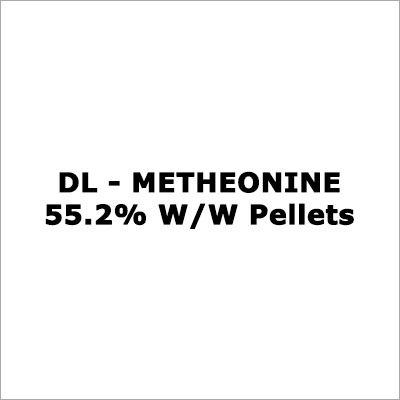 Dl - Methionine 55.2% W-W Pellets