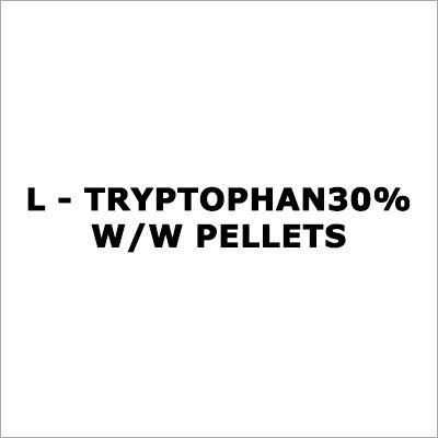 L - Tryptophan30% W-W Pellets