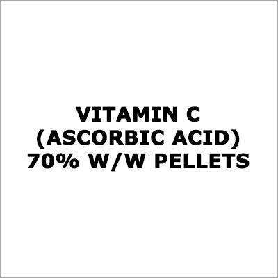 Vitamin C (Ascorbic Acid) 70% W-W Pellets