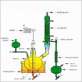Glass Reaction System