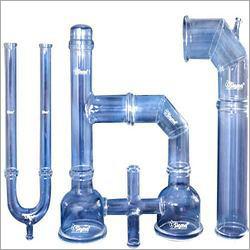 Borosilicate Glass Pipeline Component