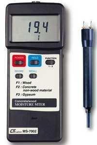 Gypsum Moisture Meter