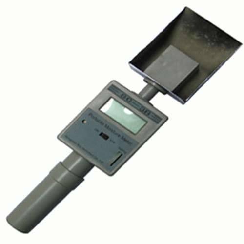 Scoop Type Moisture Meter