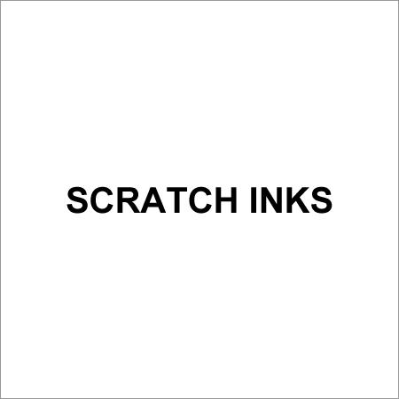 Scratch Inks