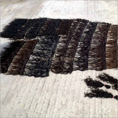 Indian Weft Human Hairs