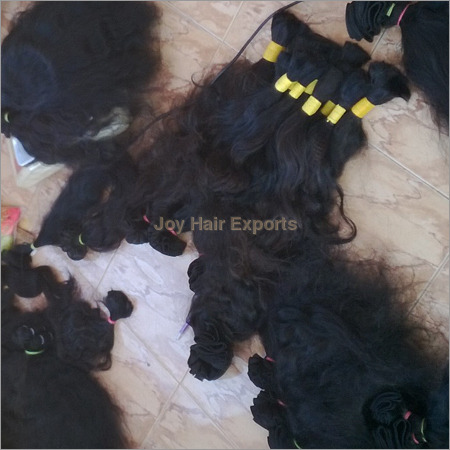Virgin Remy Single Drawn Bulk Hair