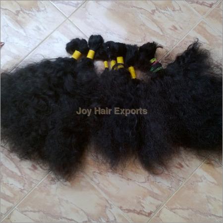 Curly Bulk Hairs