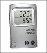 DIGITAL THERMO HYGRO METER