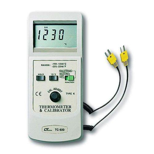 Thermometer & Calibrator