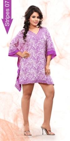 Beach tunics for women