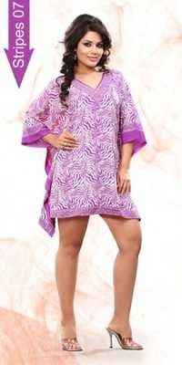 Beach tunics for women
