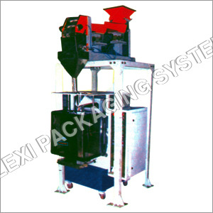 Load Cell Based Weigh Filler With Collar Type Ffs