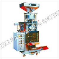 Collar Ffs Machine with Cup Filler for Packing Pow