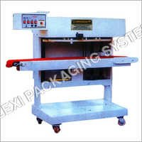 Continuous Band Sealer Machine Vertical