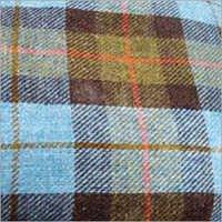 Checkered Wool Fabrics