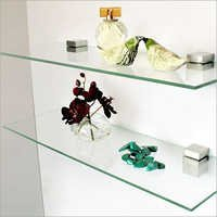 Glass Wall Shelfs