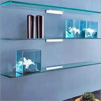 Decorative Glass Shelves