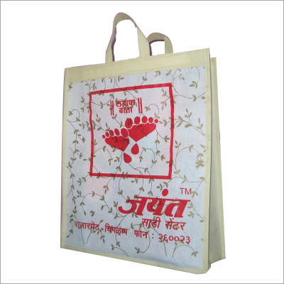 Non Woven Hand Printed Bags