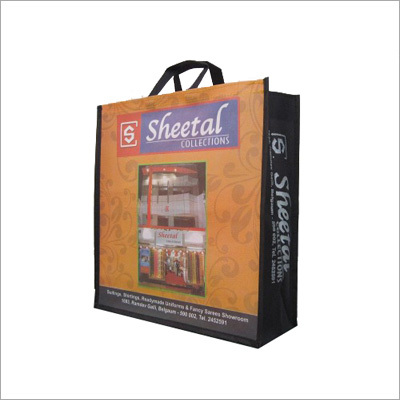 Non Woven Machine Printed Bags