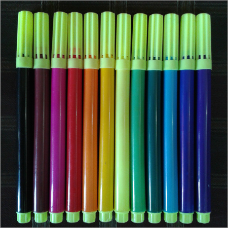 Washable Watercolor Markers