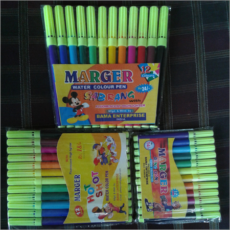 Watercolor Marker Pens