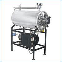 High Pressure Rectangular Steam Sterilize