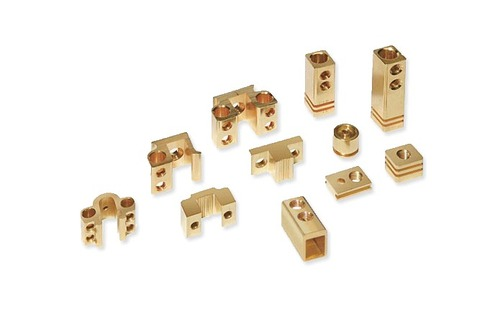 Brass Earthing & Grounding Parts