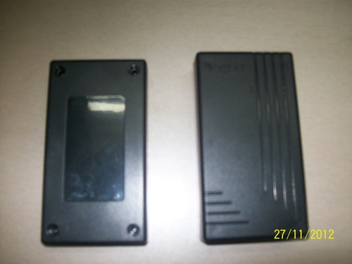 Plastic enclosures 6124