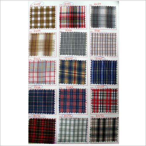 Scholar stripes uniform fabric