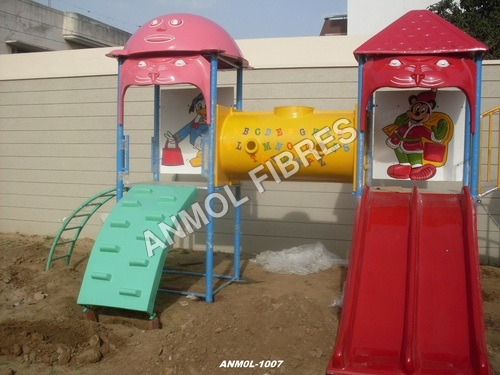 Park Multiactivity Play Station