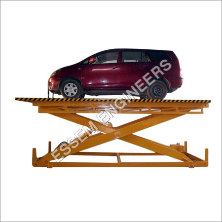 Hydraulic Car Lifts