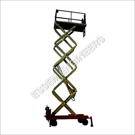 Hydraulic Scissor Lift Platform