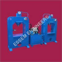 Paver Hydraulic Press Machine