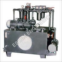 AC Hydraulic Power Pack