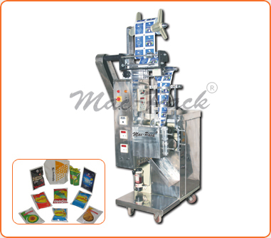 Ketchup Pouch Packing Machine