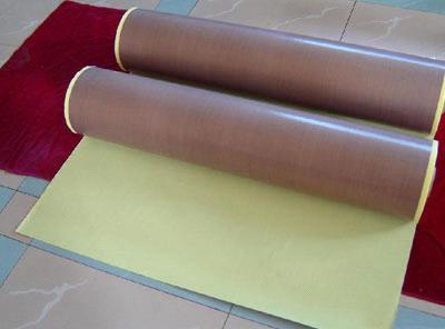 PTFE Coated Fiber Glass Tape & Cloth