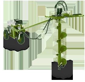 Man Portable Drilling Rigs