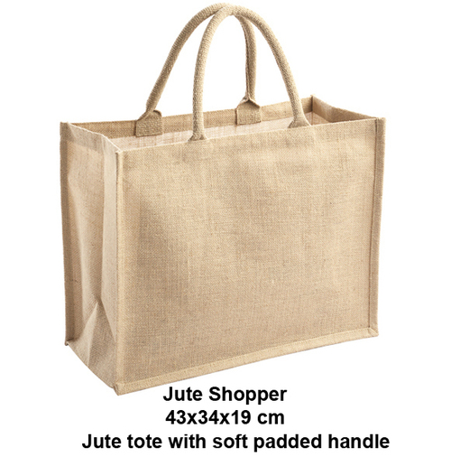 Natural Jute Bag