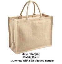 Jute Shopper Bags