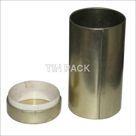 Tea Tin Container