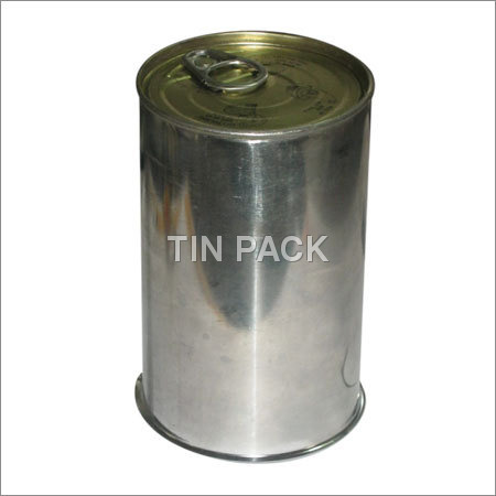 EOE Tin Container