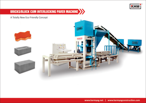 Paver Blocks Making Machines