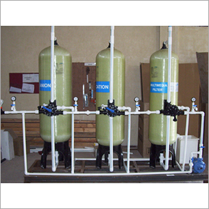 Demineralised Water Plant