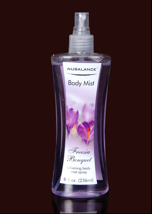 Scented Body Mist
