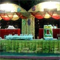Stall Decoration Display