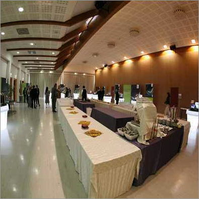 Exhibition Catering Services