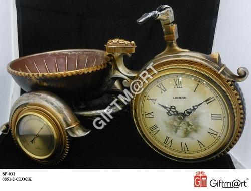 Antque Table Clock