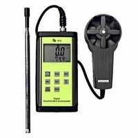 Vane & Hot Wire Velocity Meter